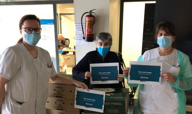 Coronavirus: Esteve se suma a la lucha del Covid-19 con donaciones