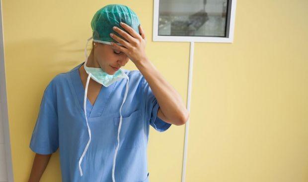 Coronavirus: el 80% de sanitarios sufre estrés y el 40% cansancio emocional