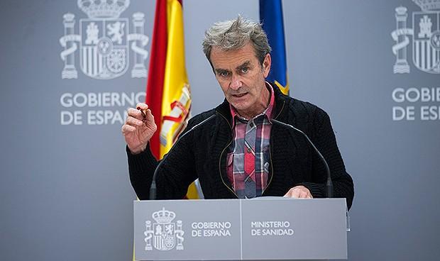 """Simón no descarta una fase 0 si el Covid llega a la """"transmisión nacional"""""""