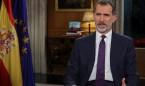 """Coronavirus: Felipe VI ensalza el """"ejemplo de sacrificio"""" de la sanidad"""