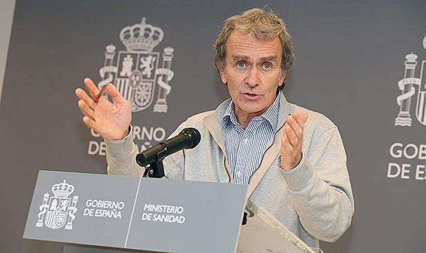 Coronavirus: Fernando Simón da positivo en Covid-19