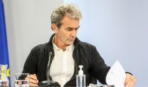 """Fernando Simón: """"No hay riesgo de colapso inminente en los hospitales"""""""