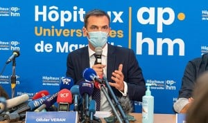 Coronavirus Francia: registran la vivienda del ministro de Sanidad