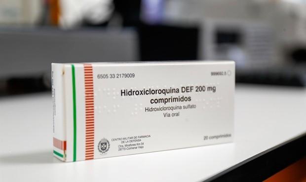 Hidroxicloroquina: Francia vuelve a rechazar su uso para tratar el Covid-19