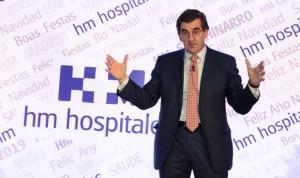Coronavirus: HM Hospitales construye 40 puestos de UCI en el Puerta del Sur