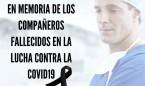 Coronavirus: homenaje médico a los casi 50 compañeros muertos por Covid-19