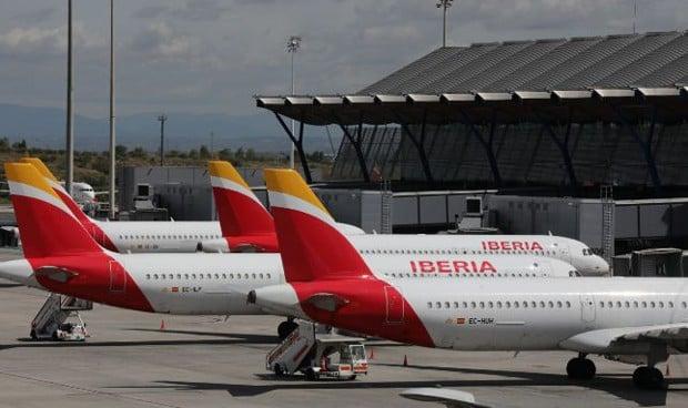 Coronavirus: los vuelos gratis de Iberia y Vueling a sanitarios, agotados