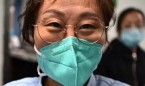 Coronavirus: impactantes imágenes de las enfermeras chinas en Wuhan