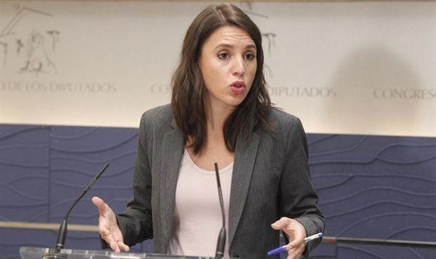 Coronavirus: Irene Montero, ministra de Igualdad, positivo por Covid-19
