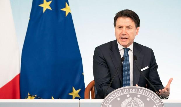 Coronavirus: Italia cierra todos los negocios excepto farmacias y mercados