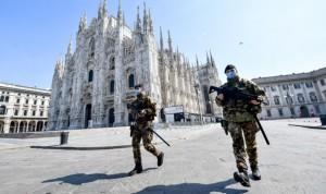 Coronavirus: Italia registra la menor cifra de muertos en tres semanas