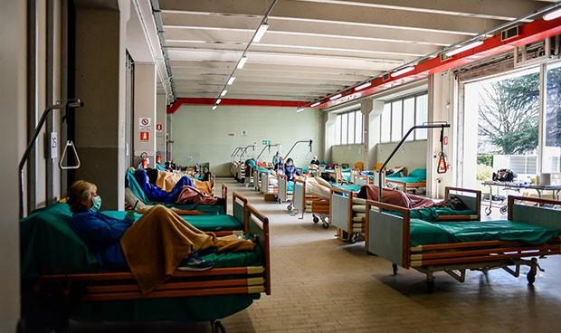 Coronavirus: Italia registra más de 2.500 muertes y de 31.500 contagios