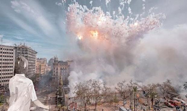 Coronavirus: las Fallas de Valencia, aplazadas por la Generalitat