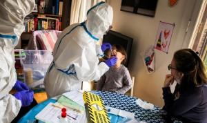 Coronavirus: los niños se contagian igual que los adultos