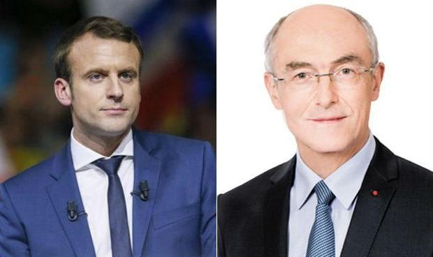 Coronavirus: Macron alaba la alianza que lidera Air Liquide de respiradores