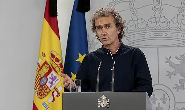 Coronavirus: Simón 'pone' en fase 2 a Madrid y Barcelona a partir del 8-J