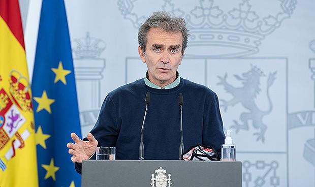 "Coronavirus   Simón: ""En Madrid se ha conseguido controlar la transmisión"""
