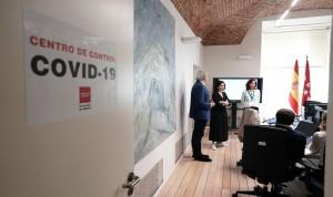 Coronavirus: Madrid crea un Centro de control en directo de sus hospitales