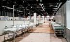 Coronavirus: el hospital de Ifema llegará a abril con 1.300 ingresados