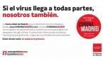 Coronavirus: Madrid lanza la app 'Coronamadrid' para diagnosticar contagios