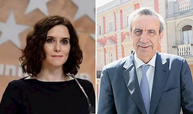 Coronavirus Madrid: los médicos asistenciales no quieren a Burgueño
