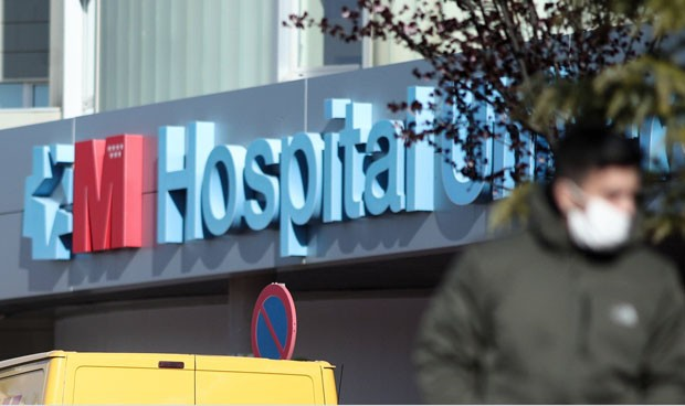 Coronavirus Madrid: los muertos e infectados se duplican en 24 horas