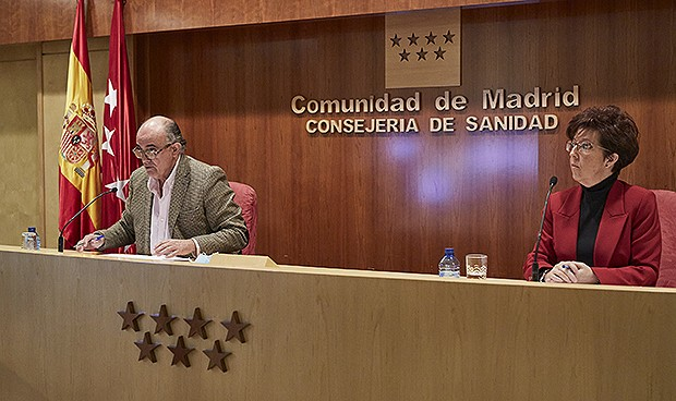 Coronavirus Madrid: test de antígenos masivos a jóvenes tras las navidades