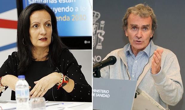 """Coronavirus Madrid: uno de los 2 nuevos casos positivos, """"grave"""" en la UCI"""