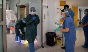 Coronavirus: Madrid y Cataluña son 'cara y cruz' de la presión en las UCI