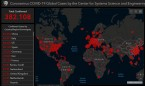Coronavirus: Estados Unidos adelanta a España en número de infectados