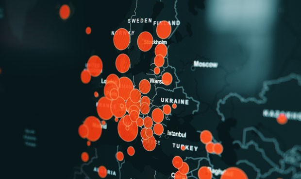 Coronavirus: Más de 100.000 fallecidos en Europa a causa del virus