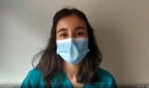 """Coronavirus: Más de 35.000 cartas para pacientes """"en un aislamiento brutal"""""""
