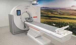 Coronavirus: nuevo equipo de tomografía computarizada de Siemens en La Paz