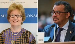 Coronavirus: el Año de la Enfermería, a un paso de ser 'prorrogado' al 2021