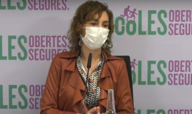 Los alumnos de la ESO catalanes se harán a sí mismos la prueba PCR