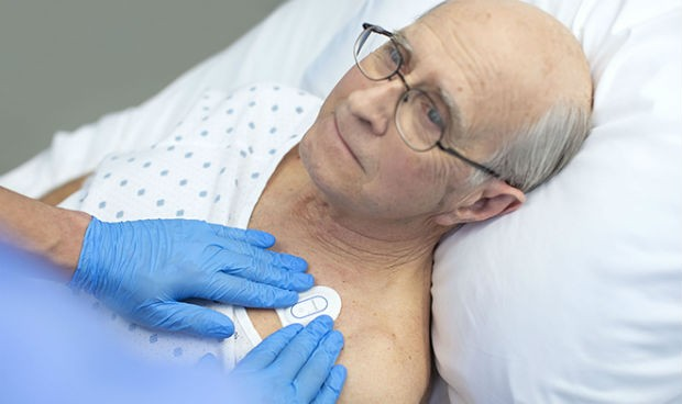 Coronavirus: Philips lanza un biosensor portátil para control de pacientes