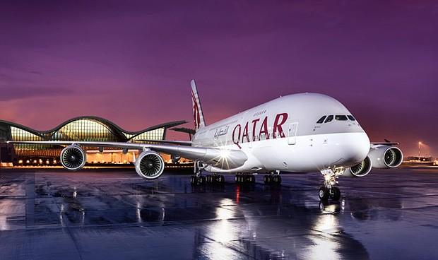 Coronavirus: Qatar Airways regala 100.000 vuelos para médicos y enfermeros
