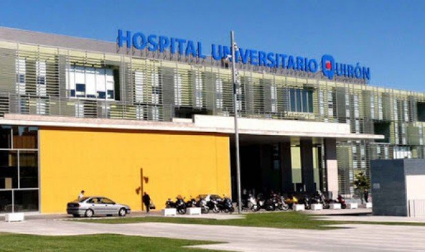 Coronavirus: Quironsalud Madrid empieza a recibir pacientes de la pública