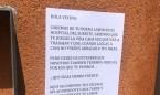 """Reacción vecinal ante el acoso a sanitarios: """"Seguid siendo fuertes"""""""