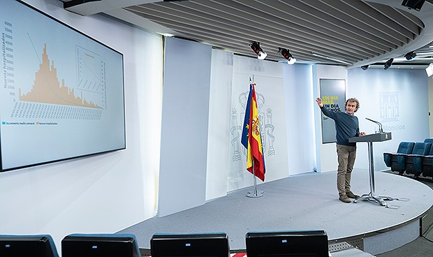 """Sanidad estudia """"repuntes"""" de coronavirus: sube en Aragón, Baleares y CLM"""