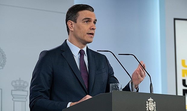 Coronavirus: Sánchez anuncia 10.000 millones para la sanidad de las CCAA
