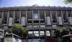 Coronavirus: el Santiago Bernabéu, centro logístico de material sanitario