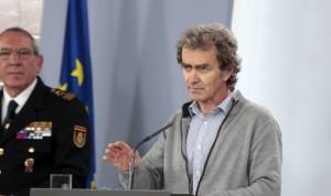 Coronavirus: Simón admite que no se testa a todos los sanitarios en riesgo