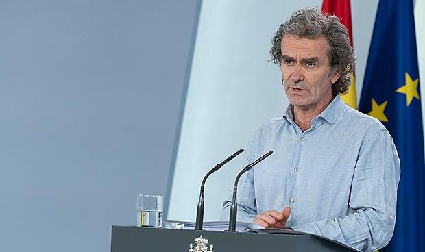 "Coronavirus | Simón: ""Nos preocupan los últimos datos que ha dado Cataluña"""