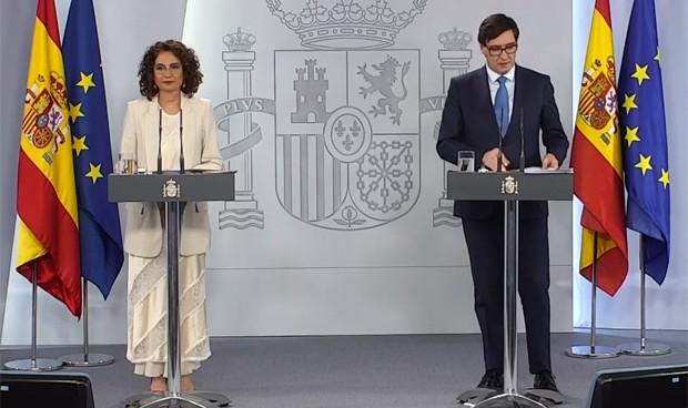 """El Gobierno se apoya en un SNS """"reforzado"""" para la temporada de turismo"""