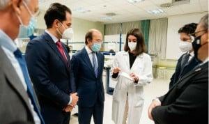 Madrid presenta el primer test Covid de España que se podrá hacer en casa