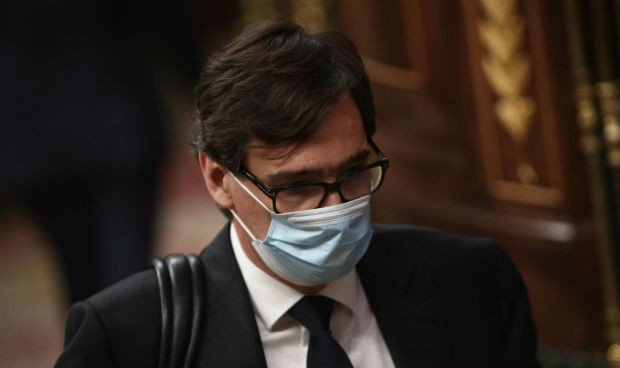 Coronavirus: Vox amplía la querella contra Illa en el Tribunal Supremo