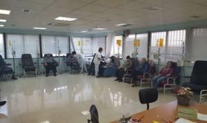 Coronavirus y cáncer: atención en sala separada o al final del día