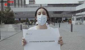 """Coronavirus y sanitarios: """"Cuidar de nosotros no es un lujo, es necesidad"""""""