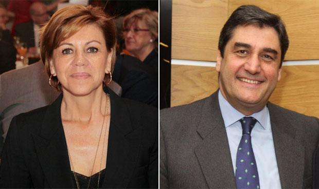 Cospedal y Echániz, ¿'compiten' por el Ministerio de Sanidad?